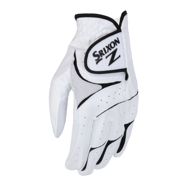 Перчатка (жен) Srixon'8  All Weather Micro Fibre 16003 (белый) RH