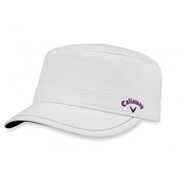 Бейсболка (жен) Callaway'8  Cadet (белый/фиолетовый) 5218113