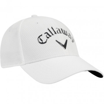Бейсболка (жен) Callaway'8  Liquid Metal (белый/серый) 5217132