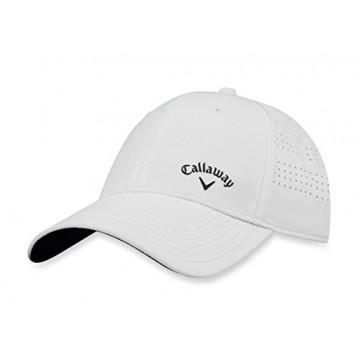 Бейсболка (жен) Callaway'8  Opti-Vent (белый/черный) 5218123