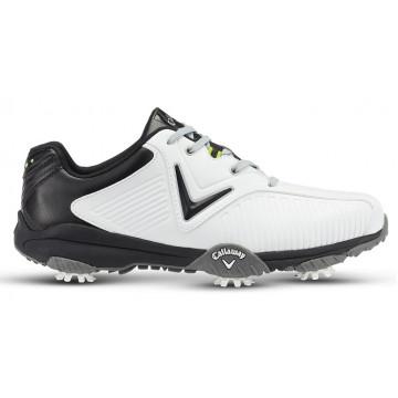 Ботинки (муж) Callaway'8  Chev Mulligan (белый/черный) M541-01