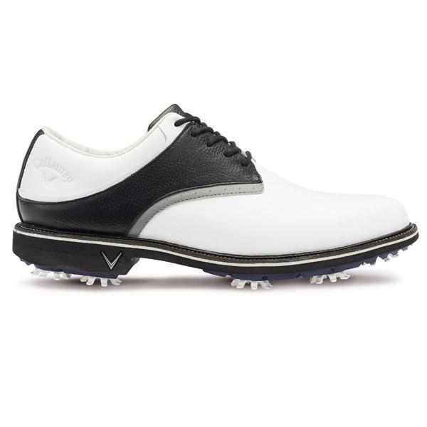 Ботинки (муж) Callaway'8  Apex Tour (белый/черный) M537-01