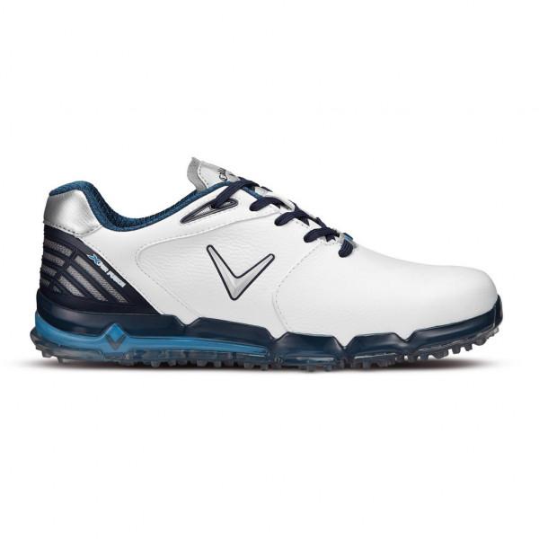 Ботинки (муж) Callaway'8  XFER Fusion (белый/синий/голубой) M534-15