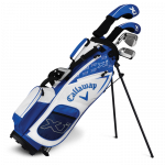 Сэт (дет) Callaway'8  X Junior-2 white (119-135см) (Dr/w5/#7,#9,#sw/Pt/Bag) RH