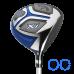 Сэт (дет) Callaway'8  X Junior-2 blue (119-135см) (Dr/w5/#7,#9,#sw/Pt/Bag) RH