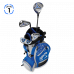 Сэт (дет) Callaway'8  X Junior-2 blue (119-135см) (Dr/w5/#7,#9,#sw/Pt/Bag) RH