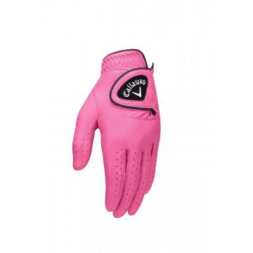 Перчатка (жен) Callaway'8  Opti Color (розовый) 53170 LH