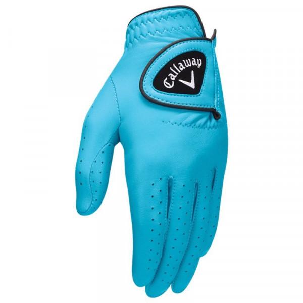 Перчатка (жен) Callaway'8  Opti Color (голубой) 53170 LH