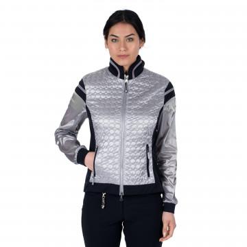 Куртка (жен) Chervo'8  MACBETH (109) серый, 62726