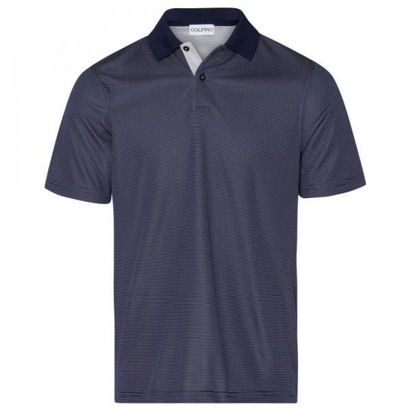 Поло (муж) Golfino'8  2339112 (580) синий
