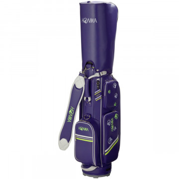 Бэг (жен) Honma'18  СВ-6706 (purple)
