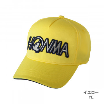Бейсболка Honma'18  591317622 (110) yellow, OS