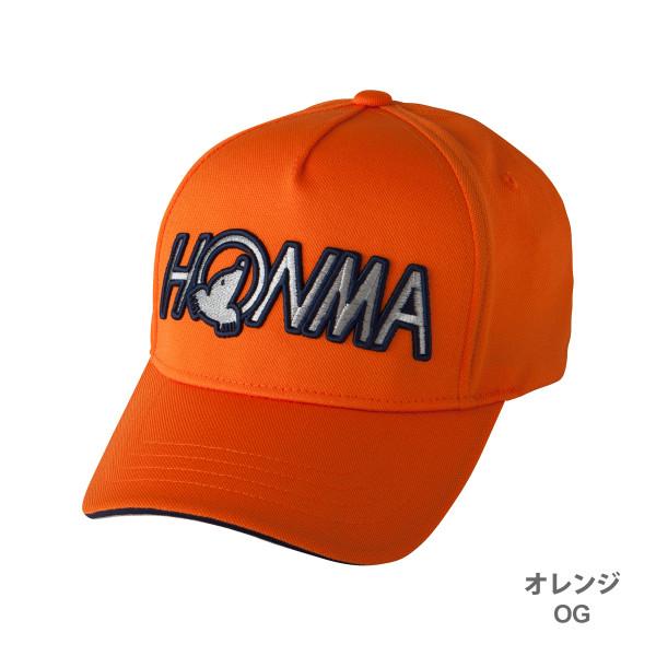 Бейсболка Honma'18  591317622 (230) orange, OS