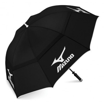 Зонт Mizuno'8  Twin Canopy Umbrella U612P (черный)