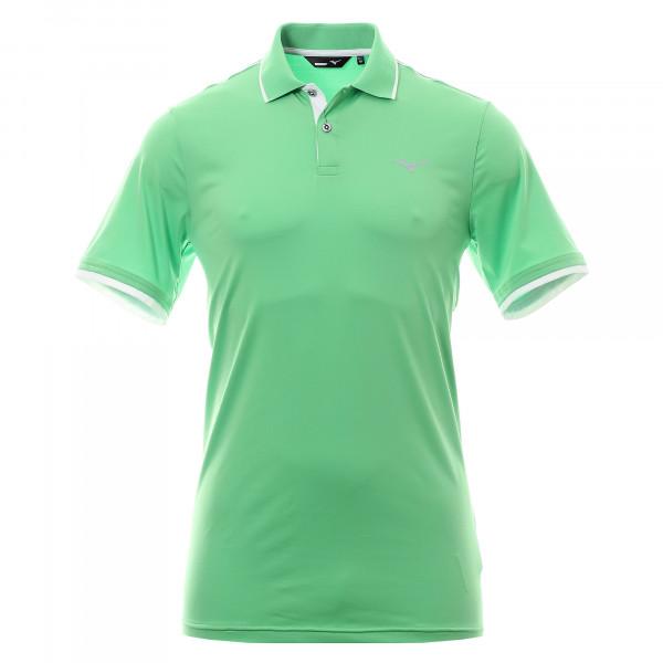Поло (муж) Mizuno'8  52GA8A01 (зеленый)