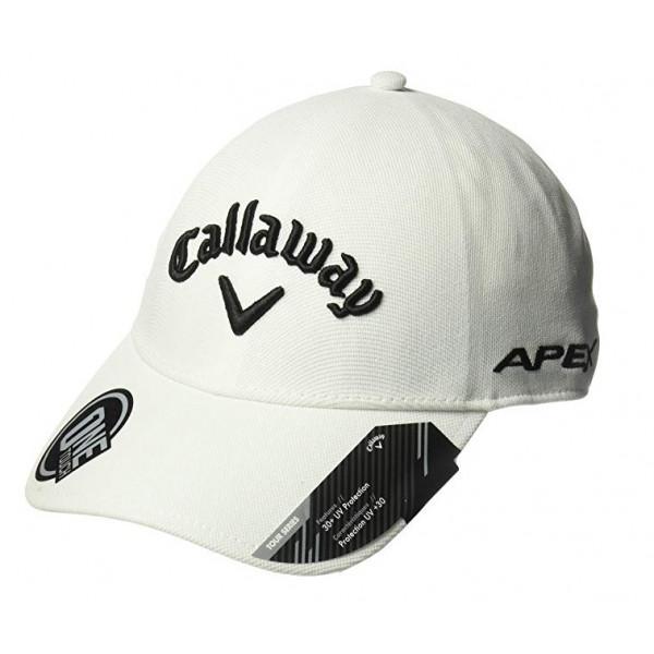 Бейсболка Callaway'9  TA Seamless  5219014 (белый)