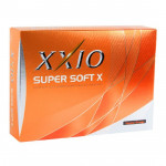 Мяч XXIO'9  SUPER SOFT X (3шт/уп) оранжевый 3pc