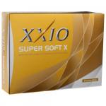 Мяч XXIO'9  SUPER SOFT X PREMIUM (3шт/уп) 3pc