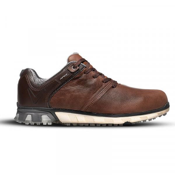 Ботинки (муж) Callaway'9  Apex Pro (коричневый) M570-17