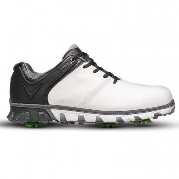 Ботинки (муж) Callaway'9  Apex Pro S (белый/черный) M569-50