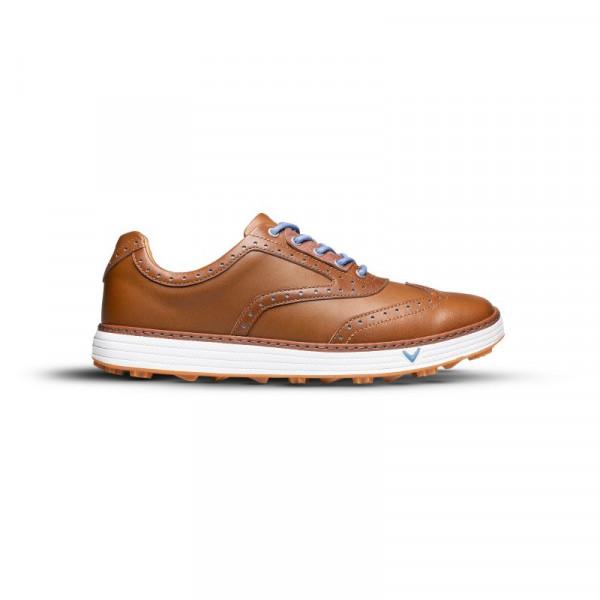 Ботинки (муж) Callaway'9  Del Mar Retro (коричневый) M573-85