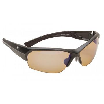 Очки Callaway'9  Raptor Plastic 80016 (черный) коричневое стекло