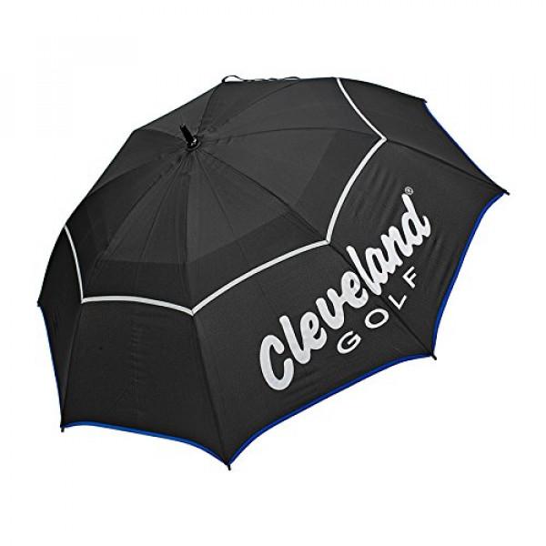 Зонт Cleveland'9  12102552 (черный/синий/серый)