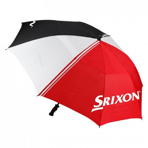 Зонт Srixon'9  16012 (черный/красный/белый)