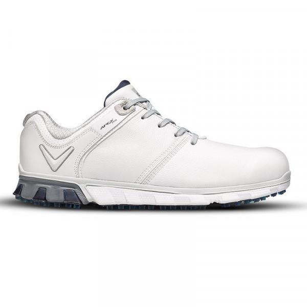 Ботинки (муж) Callaway'9  Apex Pro (белый) M570-22