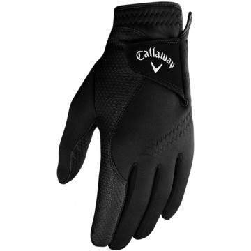 Перчатка (жен) Callaway'9  Thermo Grip 53192 (2шт/уп) (белый/черный) LH/RH