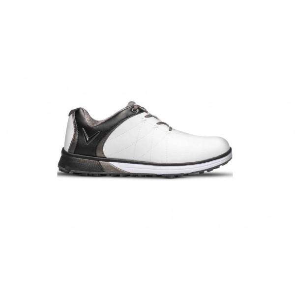 Ботинки (жен) Callaway'9  Halo Pro (белый/черный) W627-50