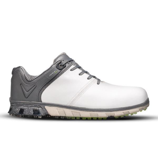 Ботинки (муж) Callaway'9  Apex Pro (белый/серый) M570-55