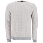 Пуловер (муж) Chervo'9  NACHO (607) серый, 63773