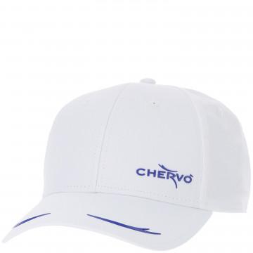 Бейсболка (муж) Chervo'9  WINICIO (100) белый, 63711