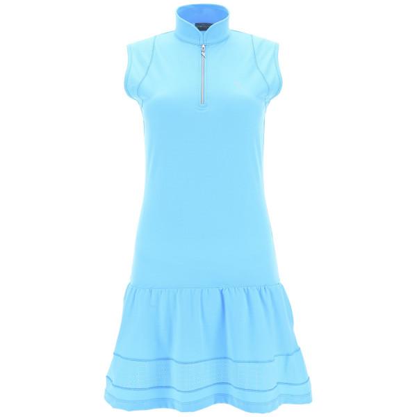Платье (жен) Chervo'9  JEANS (544) голубой, 63622