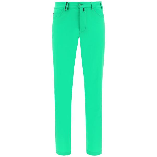 Брюки (муж) Chervo'9  SCALOGNO (606) зеленый, 63604