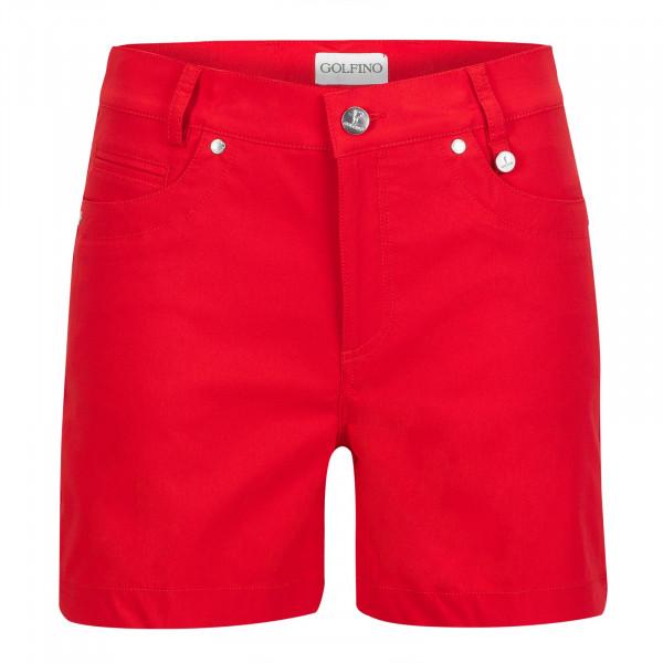 Шорты (жен) Golfino'9  4368324 (368) красный