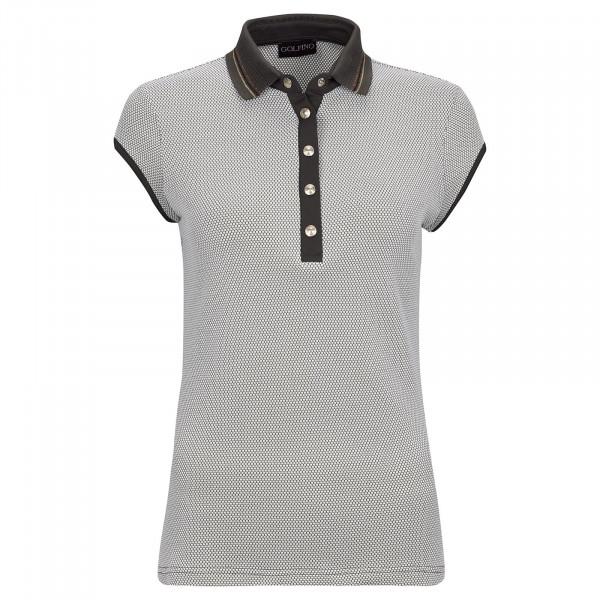 Поло (жен) Golfino'9  4335321 (683) серый
