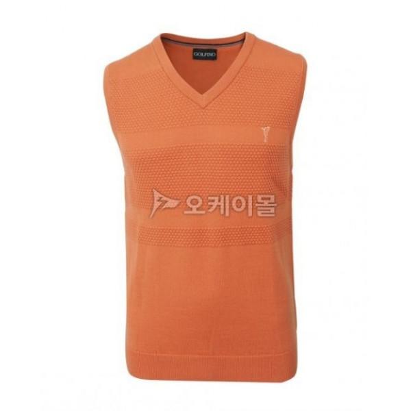 Жилет (муж) Golfino 8110411 (319) оранжевый