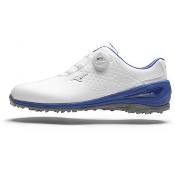 Ботинки (жен) Mizuno'9  NEXLITE 006 Boa 51GW1920 (25) белый/синий