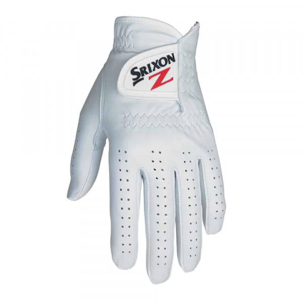 Перчатка (жен) Srixon'9  Premium Cabretta 16004 (белый) RH