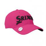 Бейсболка (жен) Srixon'9  BALL MARKER  110649 (ярко-розовый)