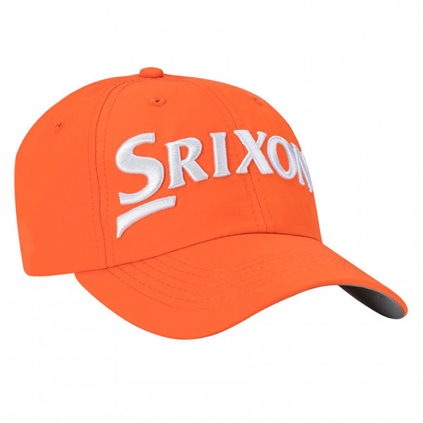 Бейсболка Srixon'9  BALL MARKER  110595 (оранжевый/белый)