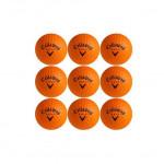 Мяч (трен) мягк. Callaway'9  SOFT FLIGHT 10316 (orange) (18шт/уп)