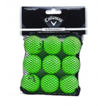 Мяч (трен) мягк. Callaway'9  SOFT FLIGHT 10319 (green) (18шт/уп)