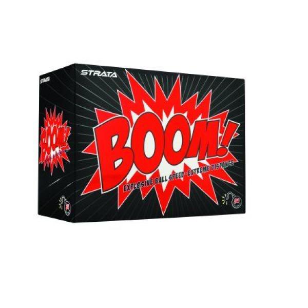 Мяч Callaway'9  STRATA boom  (3шт/уп) 2pc