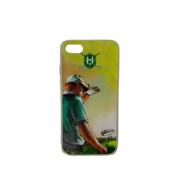 Чехол iphone`17  7+ (матовый) MCC