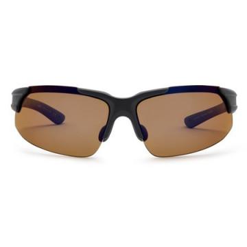 Очки Callaway'8  Peregrine Plastic (черный) коричневое стекло 80024