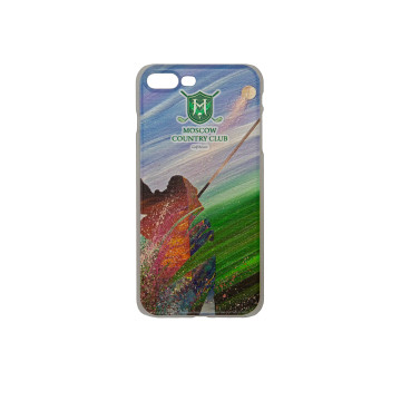Чехол iphone`17  7 (прозрачный) MCC