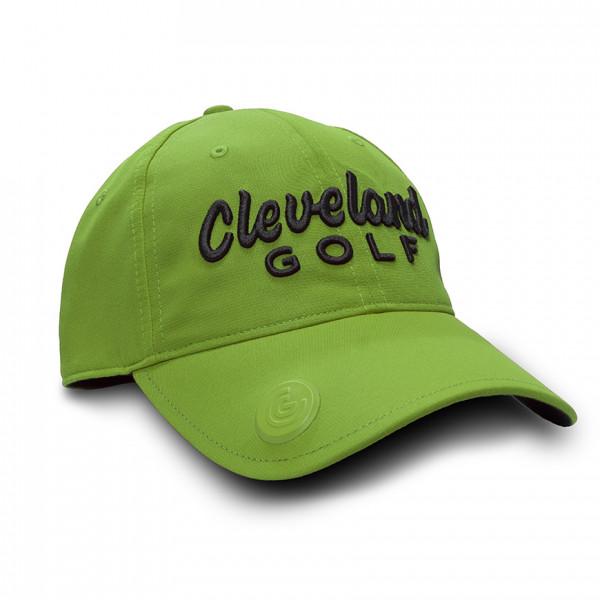 Бейсболка Cleveland'9  102996 (салатовый)